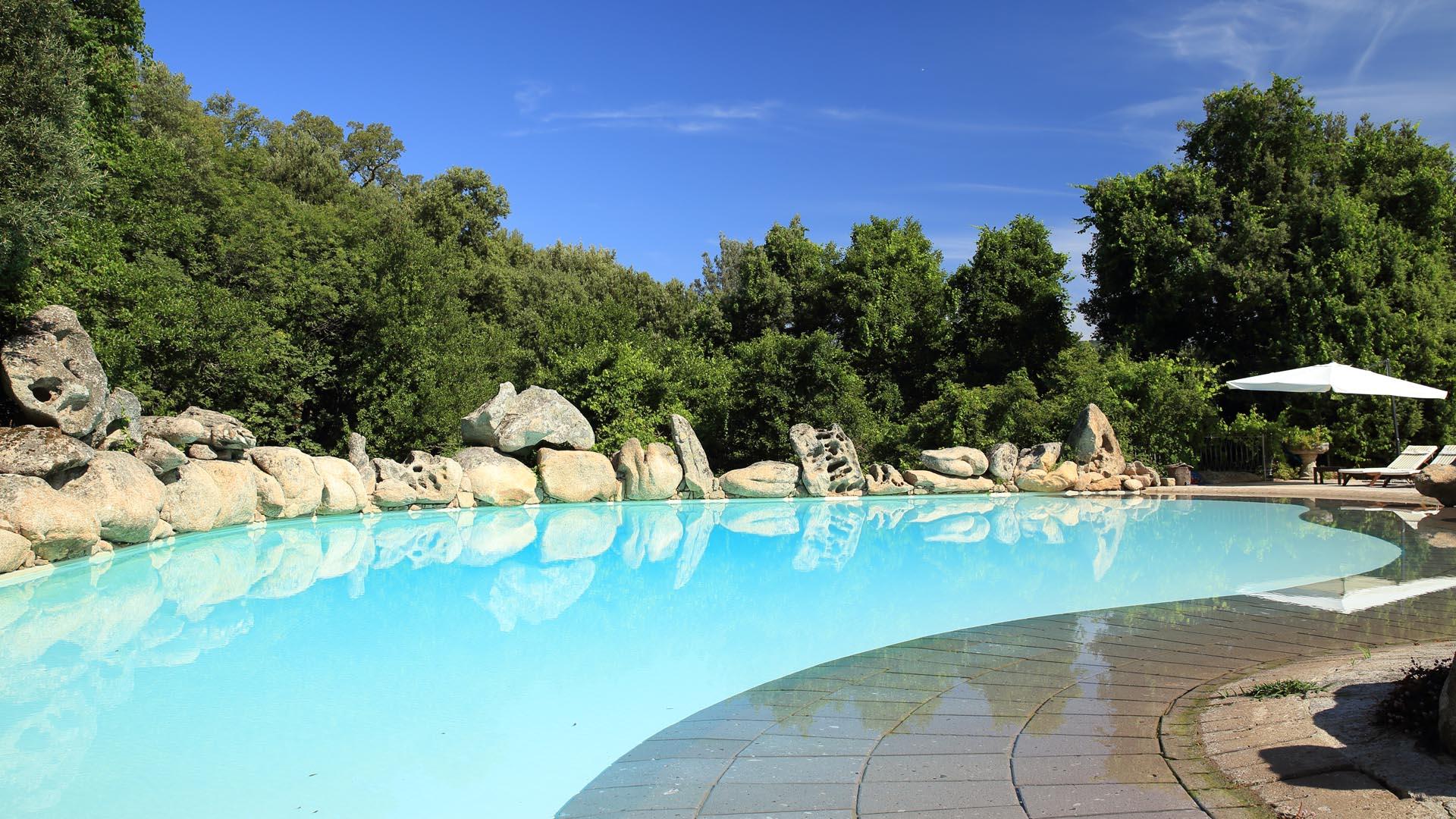 L 39 agnata di de andr hotel con piscina in sardegna - Hotel torino con piscina ...
